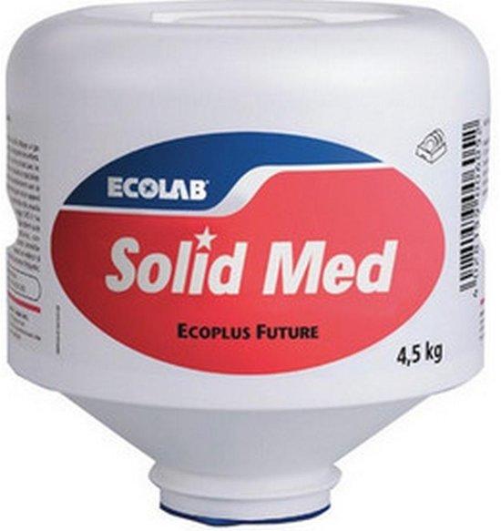 Solid Med vaatwas + koffie/thee 4x4.5kg