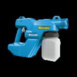 Espray desinfectie pistool elektrostatisch